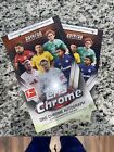 2019-20 Topps Chrome Bundesliga Soccer Hobby Box Factory Sealed (X2).