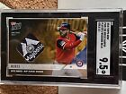 2018 Topps Now Bryce Harper Players' Weekend 1 1 GOLD Jersey Relic SGC 9.5