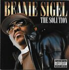 The Solution [PA] by Beanie Sigel CD Dec-2007 Def Jam