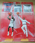 1997 Starting Lineup Classic Doubles Joe Dumars / Grant Hill Figures