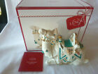 Lenox First Blessing Nativity Resting Camel Teal Mint New in box with Sticker
