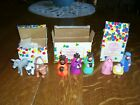 Avon Kids My First Christmas Story Nativity Collection 9 Pieces With Boxes