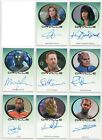 2020 Rittenhouse The Orville Archives Autograph Card Edition 11