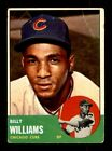 Billy Williams Cards, Rookie Card and Autographed Memorabilia Guide 21