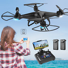 Holy Stone HS110D WiFi FPV RC Drone With 1080P HD Camera Quadcopter Kids Adults