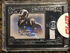 2015 Topps Museum TODD GURLEY Rookie Patch Auto # 300 RPA Rams Atlanta Falcons