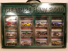 Hot Wheels 2000 Treasure Hunt Series 12 Car Set Limited Edition New in Box