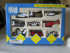 1999 Kool Toyz Diecast Great Gift Set 9 Emergency Vehicle Police Fire Set 99006