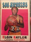 Elgin Baylor Rookie Card and Vintage Card Guide 10