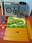 VINTAGE 1970 MATTEL HOT WHEELS RRRUMBLERS MEAN MOUNTAIN PLAY SET IN BOX RUMBLERS