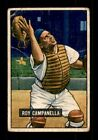 Roy Campanella Cards and Autographed Memorabilia Guide 3
