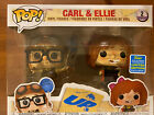 Carl and Ellie 2019 SDCC Shared Exclusive Funko Pop 2 pack
