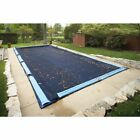 LEAF NET 25 x45 IN GROUND POOL Leaves Mesh Trap 4 Overlap 29 x 49 Rectangle