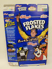 2006 Kellogg's Frosted Flakes Cereal Box NASCAR Kyle Busch Rookie of the Year