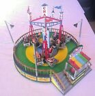 Lemax Village The Cha-Cha Carnival Ride Animated Lighted Musical