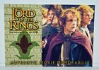 2002 Topps Lord of the Rings: The Fellowship of the Ring Collector's Update Trading Cards 12