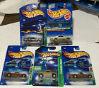 Hot Wheels Lot Of 5 Treasure Hunts All With Real Rider Tires 67 GTO 68 Cougar