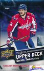 2015 16 Upper Deck Series 2 Hockey Factory Sealed HOBBY Box-6 Young Guns+MEM!
