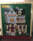 Lemax Clark Residence Christmas Village Lighted Building New