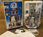Rare 2016 North Pole Observatory Christmas Village Collection Lemax MINT w/ Box