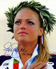 Jennie Finch Cards and Autographed Memorabilia Guide 37