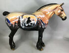 Peter Stone Heavy Draft Mare BEST OFFER Decorator Bunny Native American Glossy