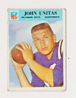 Johnny Unitas Cards, Rookie Card and Autographed Memorabilia Guide 21