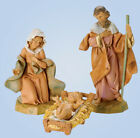Fontanini 5 CLASSIC HOLY FAMILY  71503 NEW in box by Roman Inc