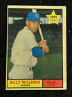 Top 10 Billy Williams Baseball Cards 18