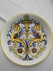 NOVA DERUTA 1125 Pasta Serving Bowl MADE  HAND PAINTED in ITALY NEW