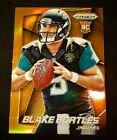 Complete Blake Bortles Rookie Card Gallery and Checklist 75