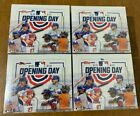2020 Topps Opening Day Hobby Box lot of 4 Factory Sealed Boxes 36 packs per box