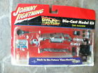 BACK TO THE FUTURE TIME MACHINE 2001 JOHNNY LIGHTNING 164 DIE CAST MODEL KIT