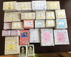 Precious Moments Figurines Lot of 24 Assorted Themes In Original Boxes 1978 2001