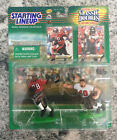STARTING LINEUP 1999-2000 NFL CLASSIC DOUBLES WARRICK DUNN AND MIKE ALSTOTT, NEW