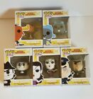 Funko POP! Animation ROCKY & BULLWINKLE Lot #447 - #451