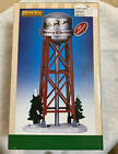 Lemax - Water Tower - Holiday Village Table Accent - #63283 - 2017 - Retired