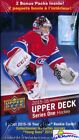 15 16 UD Series 1 Hockey Factory Sealed HUGE 12 Pack Blaster Box-2 Young Guns RC