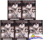 (5) 2016 Leaf Babe Ruth Collection FACTORY SEALED Boxes-100 Packs-Look for AUTO!