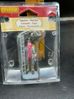 Lemax CHIMNEY SWEEP SWEEPER #32148 NEW CHRISTMAS VILLAGE TOWN TRAIN