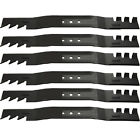 Six Mulching Blade Replaces 22 Recycler Fits Toro Lawn Mowers 108 9764 03
