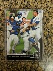 2020 Topps Now Card of the Month Baseball Cards Gallery and Checklist 25