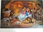 Tom duBois Nativity Series set of 4 prints