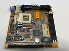 Xcel 2000 Dual Slot 1 Socket 370 AT Motherboard TESTED WORKING Excellent