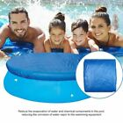 Pool Cover Foot Round Above Ground Winter Swimming Waterproof Dirt Defender 12ft