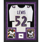 Ray Lewis Rookie Cards and Autograph Memorabilia Guide 47