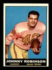 1961 Topps Football Cards 19