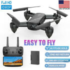 Holy Stone HS650 RC Drone With 1080P HD Camera Selfie WiFi FPV RC Quadcopter Toy