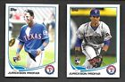 2013 Topps Baseball Factory Set Rookie Variations Guide 15