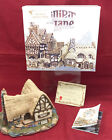 Disney 50th Anniversary 1987 Lilliput Lane Seven Dwarfs Cottage w/ Deed Ltd Ed